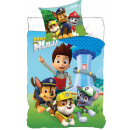 Paw Patrol , Manch Guard liner cover 140 × 200cm