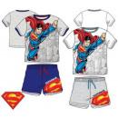 Superman 2 pcs set 3-8 years