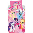 Bed Linen My Little Pony 140 × 200cm, 70 × 90 cm