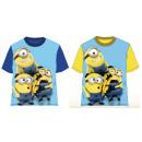 T-shirt pour  enfants, top Minions 4-12 ans