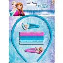 Disney frozen , mrożone spinki do włosów, gumowa o