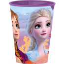 Disney Ice magic glass, plastic 260 ml