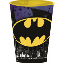 Batman glass, plastic 260 ml