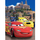 Bedspread , Polar Duvert Disney Cars , Verdas