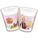 Regal Academy Plastic cup 8 pcs 200 ml