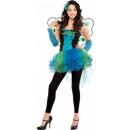 Peacock Diva, Peacock Costume 10-12 years