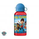 Aluminum Water Bottle Paw Patrol, Paw Patrol 400ml