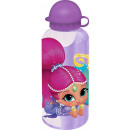Aluminum bottle with Shimmer and Shine 500ml