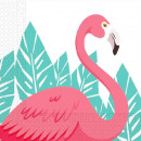 Flamingo, Flamingo napkin with 20 pcs