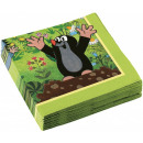 The Little Mole, The Little Mole Napkin 20pcs