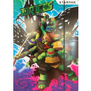 Teen Ninja Turtles A / 4 Rubber Folder