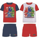 Children's short pyjamas PJ Masks, Pizsihősök