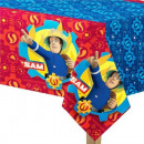 Fireman Sam , Sam the Fire Extinguisher Tablecloth