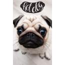 Hundehandtuch Gesichtstuch, Handtuch 30 * 50cm
