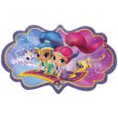Shimmer and Shine Foil Balloons 68 cm