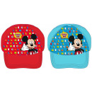 DisneyMickey kid's baseball cap 52-54cm