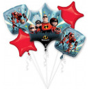 Disney The Incredibles, The Incredible Foil Balloo