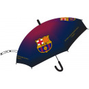 Kid's semi-automatic umbrella FCB, FC Barcelon