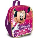 Großhandel Lizenzartikel: Rucksack Tasche Disney Minnie 24cm