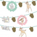 Disney Bambi Cutie garland, decoration