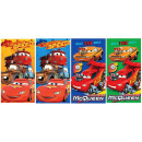 handdoek Hand tissues, handdoeken Disney Cars, Car