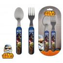 Couverts Set - 2 pièces Star Wars
