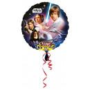 Star Wars Music Folienballons 71 cm