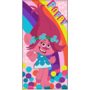 Trolls , Trolls bath towel, beach towel