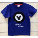 DisneyMickey kids sequined top, 2-7 years