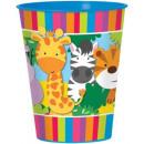 mayorista Regalos y papeleria: Jungle, Jungle  vidrio, plástico 473 ml