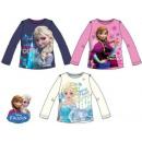długi T-shirt dziecięcy, top Disney frozen , mrożo