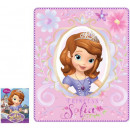 Fleece Blanket Disney Sofia Sofia 120 * 140cm