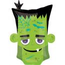Halloween Monster Head Foil Balloon 81 cm