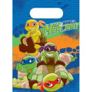 Ninja Turtles Gift Bag 8 pcs