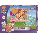 Paw Patrol Double-sided puzzle 24 pieces