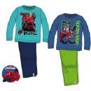 Children long pyjamas Spiderman, Spiderman 3-8 yea
