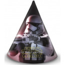 Star Wars Party hat with 6 pcs