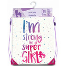 Super Girl sports bag gym bag 40 cm