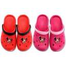 Disney Minnie slippers kinderen verstoppen