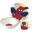 Children's Tableware Porcelain Spiderman , Spi