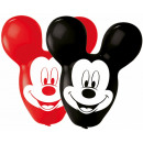 DisneyMickey balloon, balloons 4 pcs