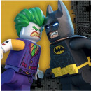 LEGO Batman napkin with 20 pcs