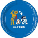 Star Wars Paper Plate 8 pcs 19.5 cm
