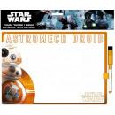 Erasable drawing board Star Wars