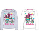 Hello Kitty kids long sleeve t-shirt 98-128 cm
