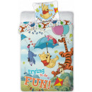 Disney Winnie the Pooh Bedding Cover 140 × 200cm,