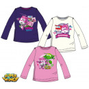 Kid's Long T-shirt, Top Super Wings 3-6 Years
