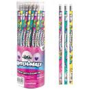 Hatchimals HB graphite pencil with eraser tip