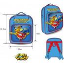Großhandel Rucksäcke: Rucksack Tasche  Super Wings - Super Wings 26,5cm