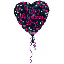 Happy Valentine's Day Foil Balloons 45 cm